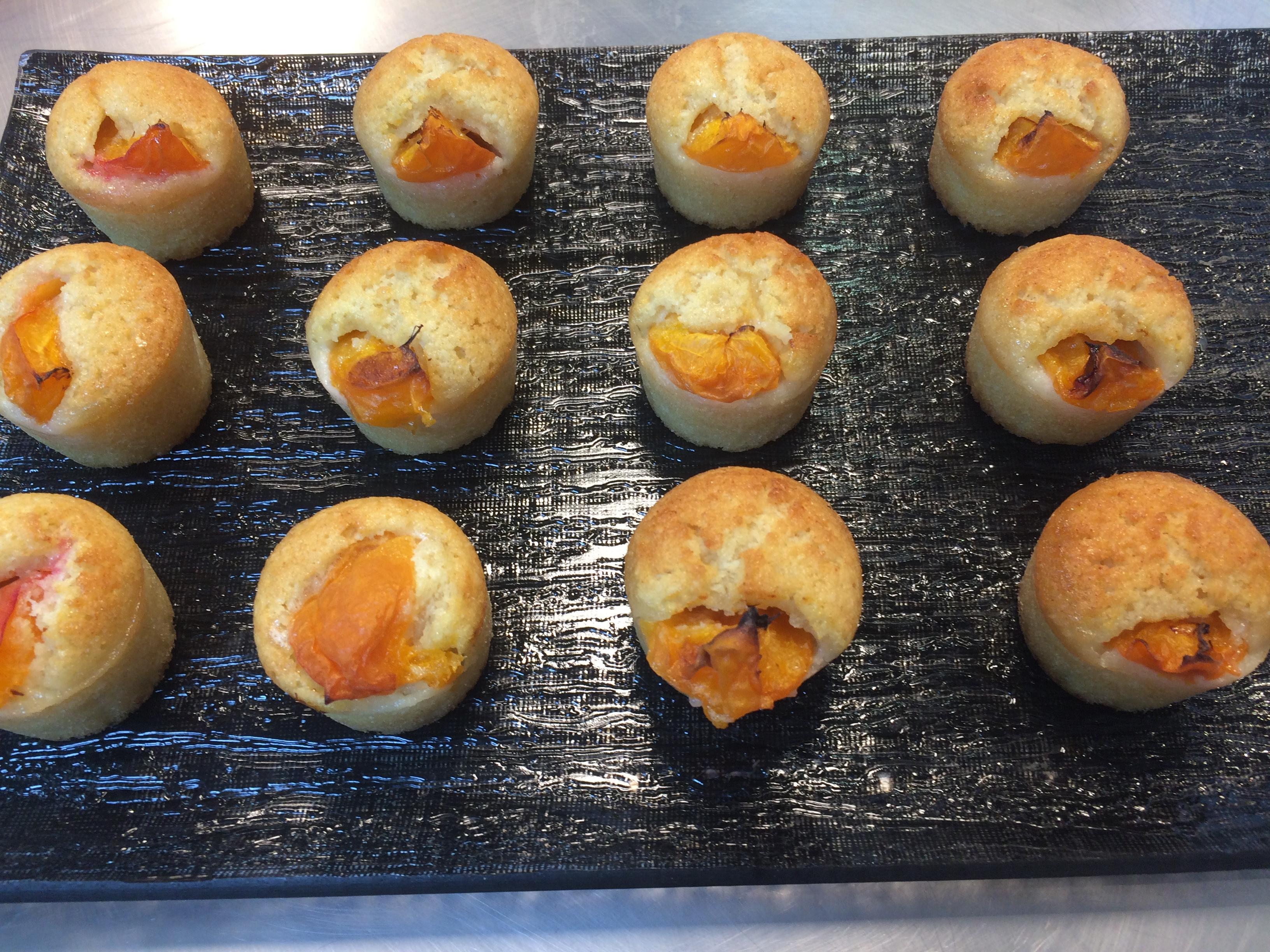 Les abricots et amendes de To Be Scuit Orleans